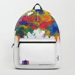 Binghamton New York Skyline Backpack