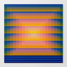 Gradient Fades v.1 Canvas Print
