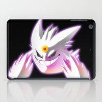 gengar iPad Cases featuring Mega-Gengar by R-no71