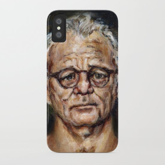 Bill Murray / Walt Bishop - Moonrise Kingdom iPhone Case