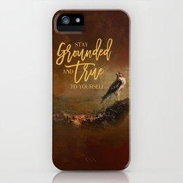 Ground Level iPhone Case