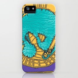 Second Membrane iPhone Case