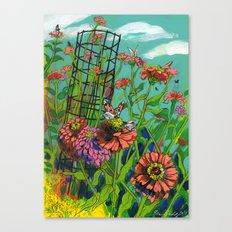 Monarch Migration Canvas Print