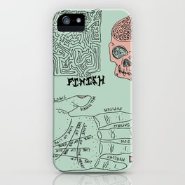 Amazing + Color iPhone Case