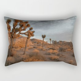 Desert Cacti 3 Rectangular Pillow