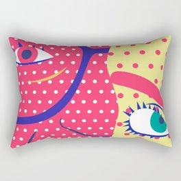 Web Party 1.2  Rectangular Pillow