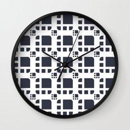 Ledger - Amazing Crypto Fashion Art (Large) Wall Clock