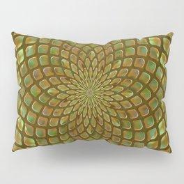 Golden Nugget Kaleidoscope Pillow Sham