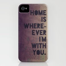 With You Slim Case iPhone (4, 4s)
