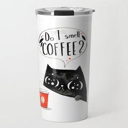 Do I smell coffee? Travel Mug