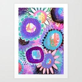 invoking joy Art Print