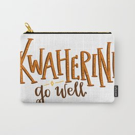 Kwaherini Carry-All Pouch