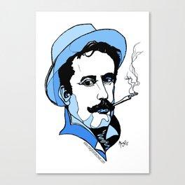 Giacomo Puccini Italian Composer Canvas Print