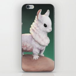 rare rodent creature iPhone Skin