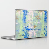 tie dye Laptop & iPad Skins featuring Tie Dye by Wendy Ding: Illustration