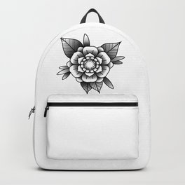 first order flower Backpack