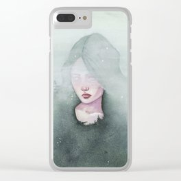 Tåkeheim Clear iPhone Case