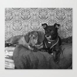 Watchdogs Canvas Print