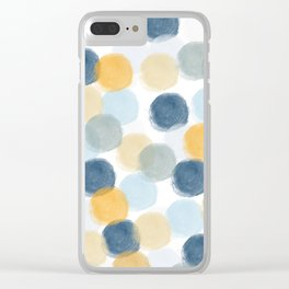 Pattern 52 Clear iPhone Case