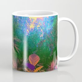 Sunlight in the Enchanted Forest Coffee Mug