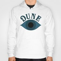 dune Hoodies featuring Dune by ephemerality