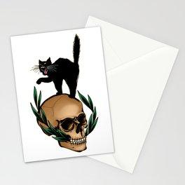 Scaredy Cat Stationery Cards