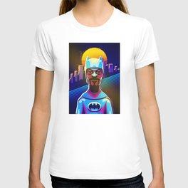 Snoop bat begins 1 T-shirt