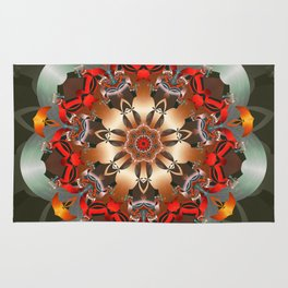 Enlighten Mandala Rug
