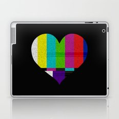 Heart TV Laptop & iPad Skin