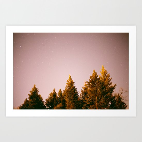 /-/ Art Print