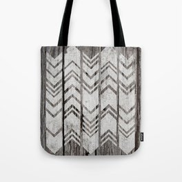 Chevrons Tote Bag