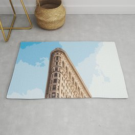 Flat Iron Friday Rug