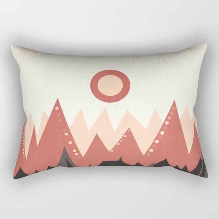 Landscape A. Rectangular Pillow