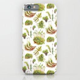 Mosses iPhone Case