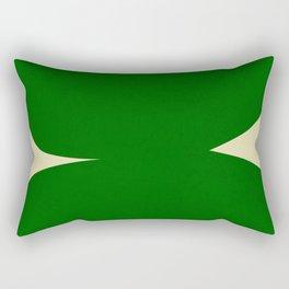 Abstract-w Rectangular Pillow