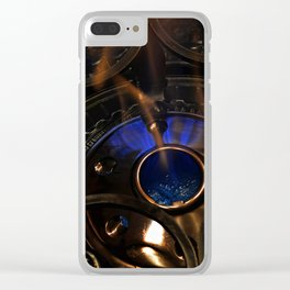 Chafing Burn Clear iPhone Case