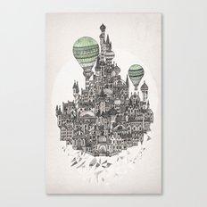 Fennel Canvas Print