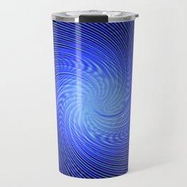 Blue Spirit Circle 2 Travel Mug