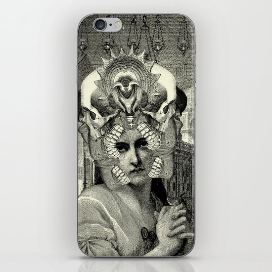 Lithography 2 iPhone & iPod Skin