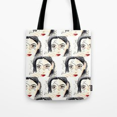 multiple Tote Bag