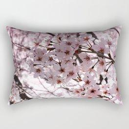 Sakura in Kyoto Rectangular Pillow