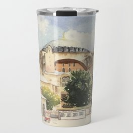 Hagia Sofia Travel Mug