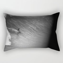 Biggest wave in the world 2 Rectangular Pillow