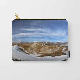 Landmannalaugar, Iceland Carry-All Pouch