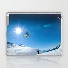 Snow time Laptop & iPad Skin