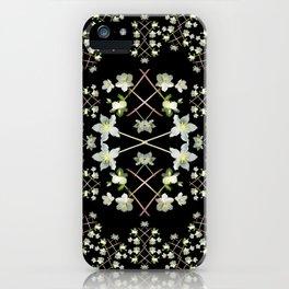 Snowflake iPhone Case