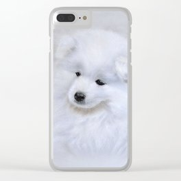 """"""" Precious Moment """" Clear iPhone Case"""