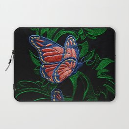Fly- Butterfly At Home Laptop Sleeve