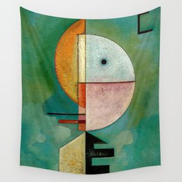 Kandinsky Upward Abstract Art Painting Wall Tapestry