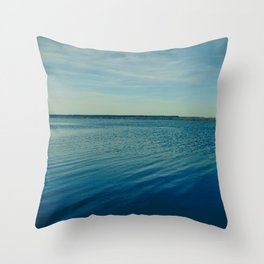 Moody Blues 2 Throw Pillow